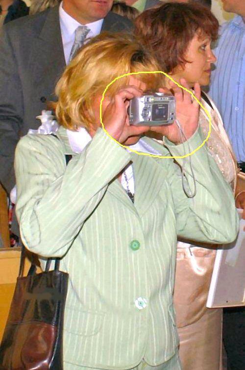 Blond Camera