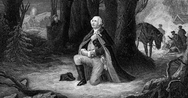 The True Meaning Of Thanksgiving.  General George Washington set the example.
