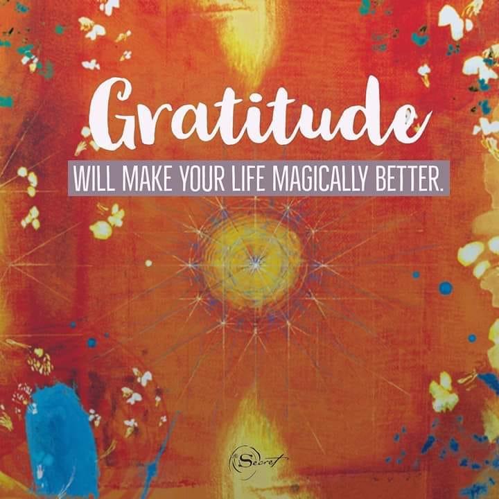 The Magic Of Gratitude!